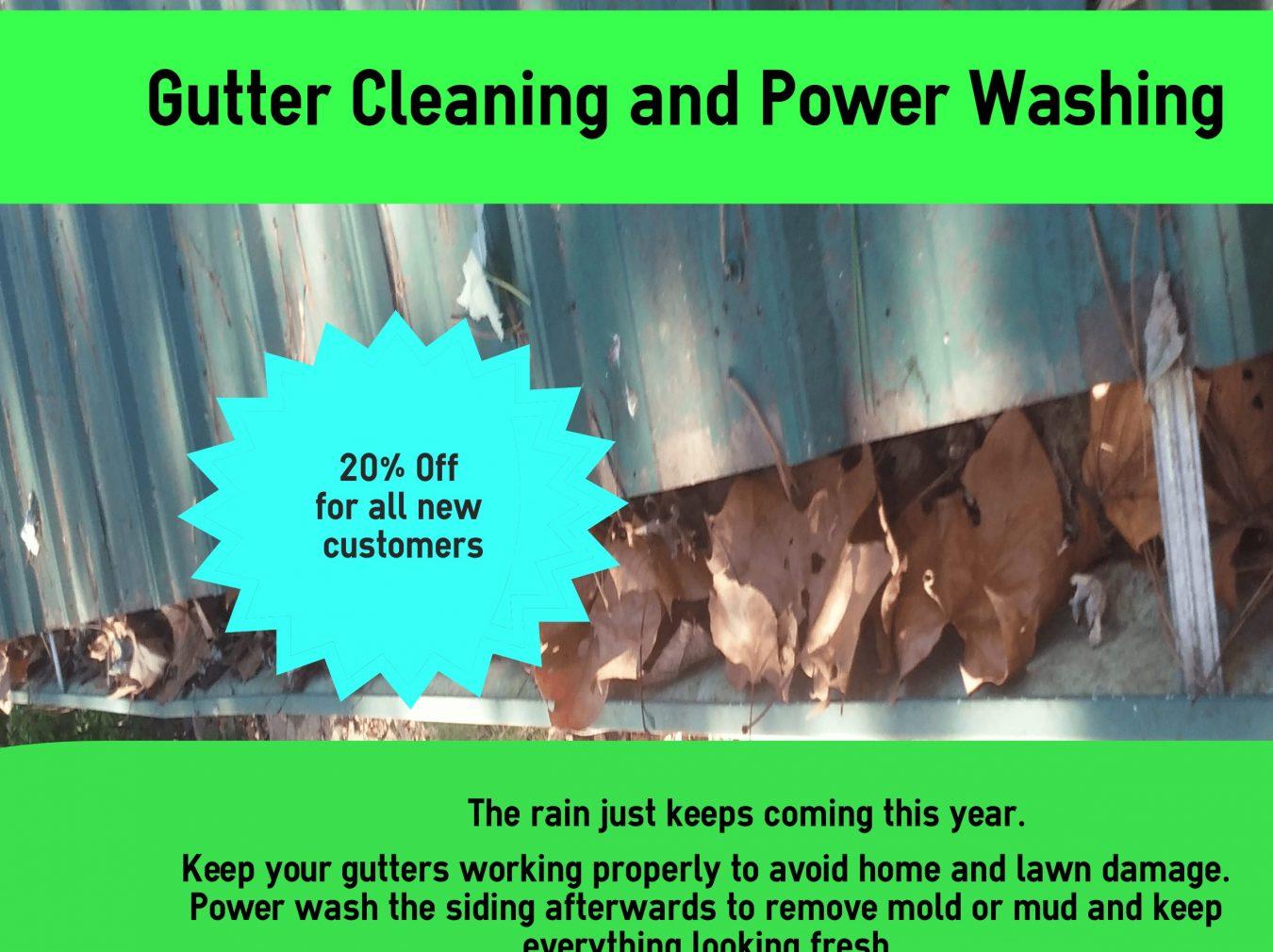 gutter service