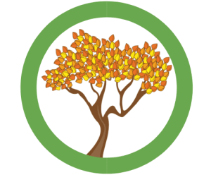2 J's & Sons tree logo on white background